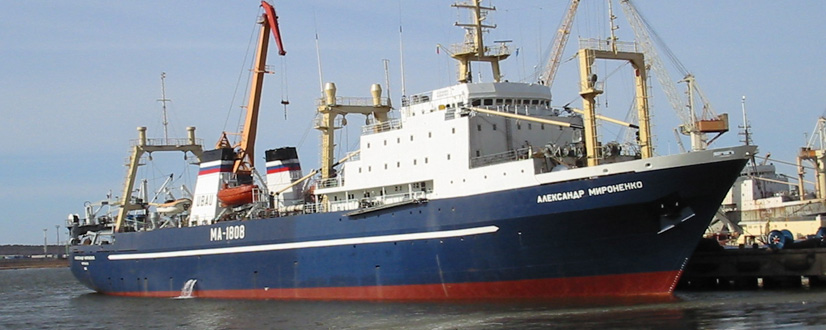 Aleksandr Mironenko (Typ Atlantik 488) Titelbild