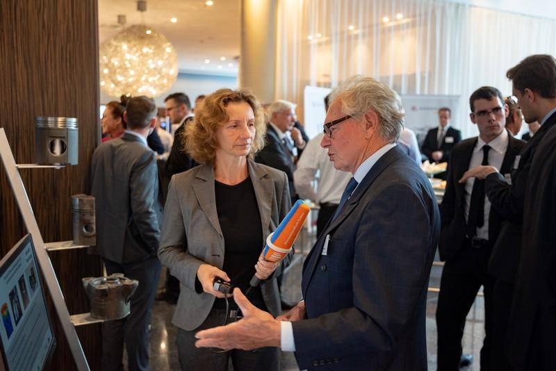 Interview with Prof. of Engineering Dr. Siegfried Bludszuweit