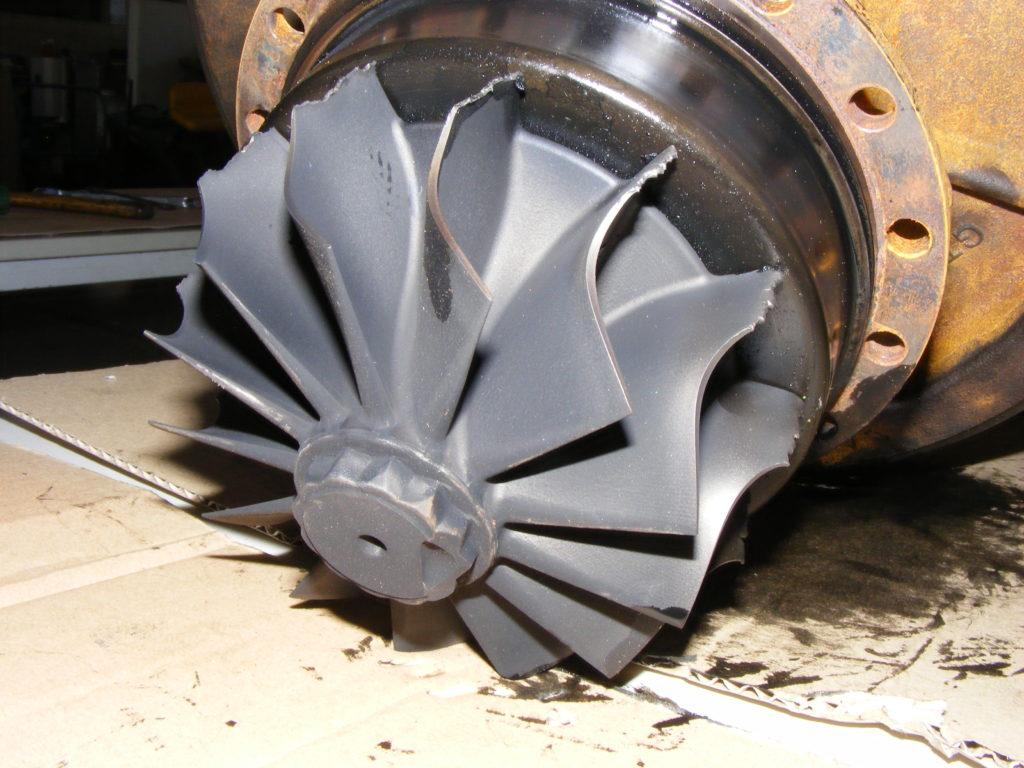 Turboladerschaden