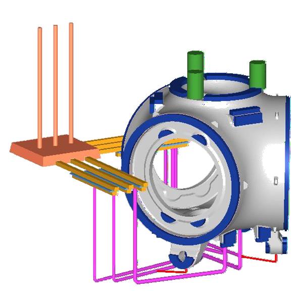 Design casting system