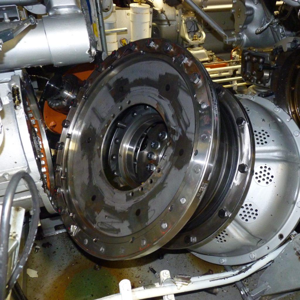 Destroyed propulsion system